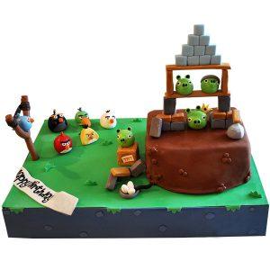 Angry-Birds-Rio-Cake